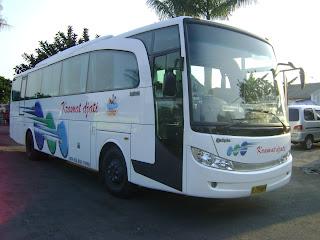Gambar Bus : Kramat Jati New