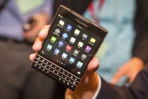 BlackBerry Paspor