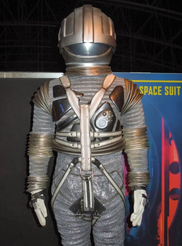 Doctor Widow Wardrobe space suit