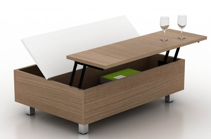 Ideashot muebles dedicados a los espacios peque os para - Muebles espacios reducidos ...