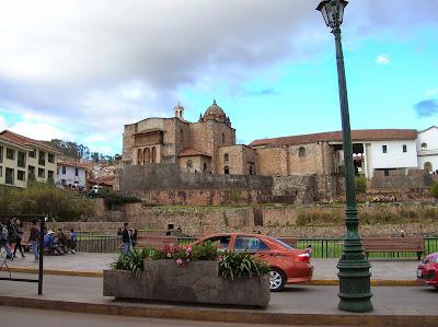 Jardín sagrado de Koricancha, Cusco, Perú, La vuelta al mundo de Asun y Ricardo, round the world, mundoporlibre.com