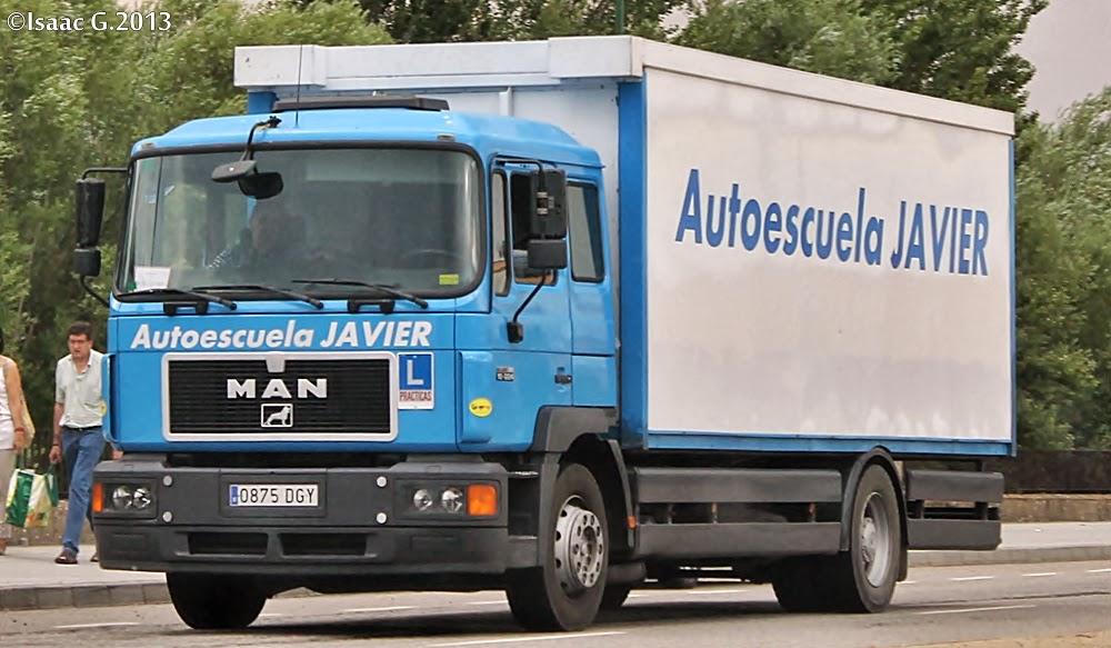 Camiones y Autobuses en Castilla y Le�n: febrero 2014