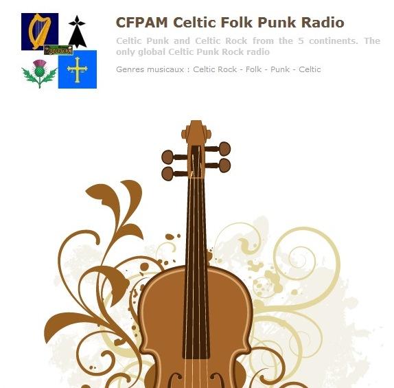 ST. PATRICK'S DAY ON CFPAM CELTIC FOLK PUNK RADIO ~ CELTIC ...