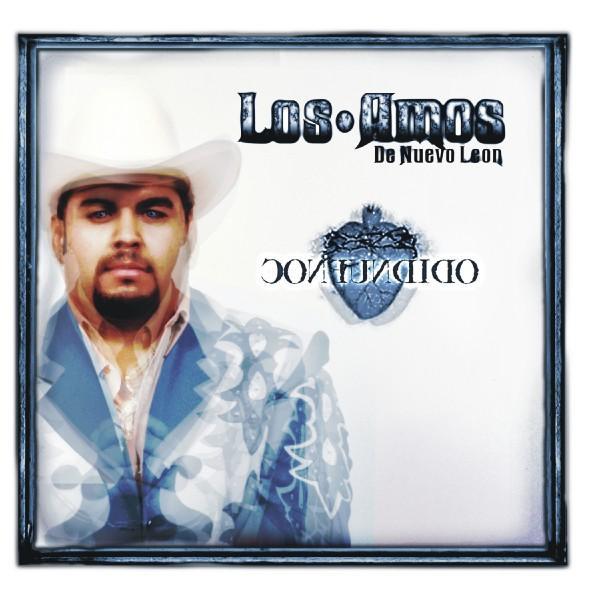 Los Amos De Nuevo Leon – Confudido CD Album 2011