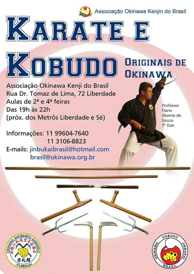 Karate e Kobudo