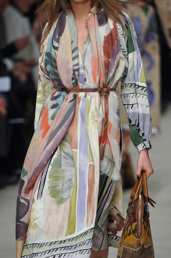 Details Burberry Prorsum Fall Winter 2014 Fashion show London Fashion Week