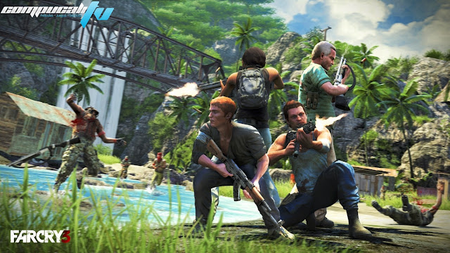 Far Cry 3 PC Full Español Descargar The Lost Expeditions Edition