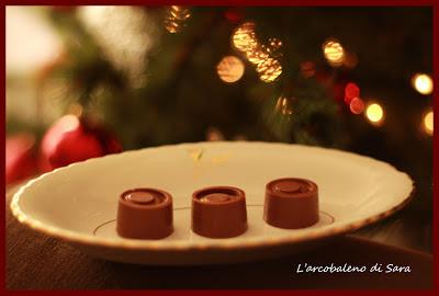 cioccolattini al pandoro