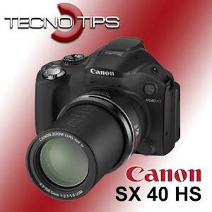 Cannon SX 40