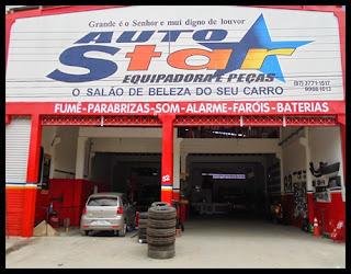 AUTO STAR EQUIPADORA - O SALÃO DE BELEZA DO SEU CARRO