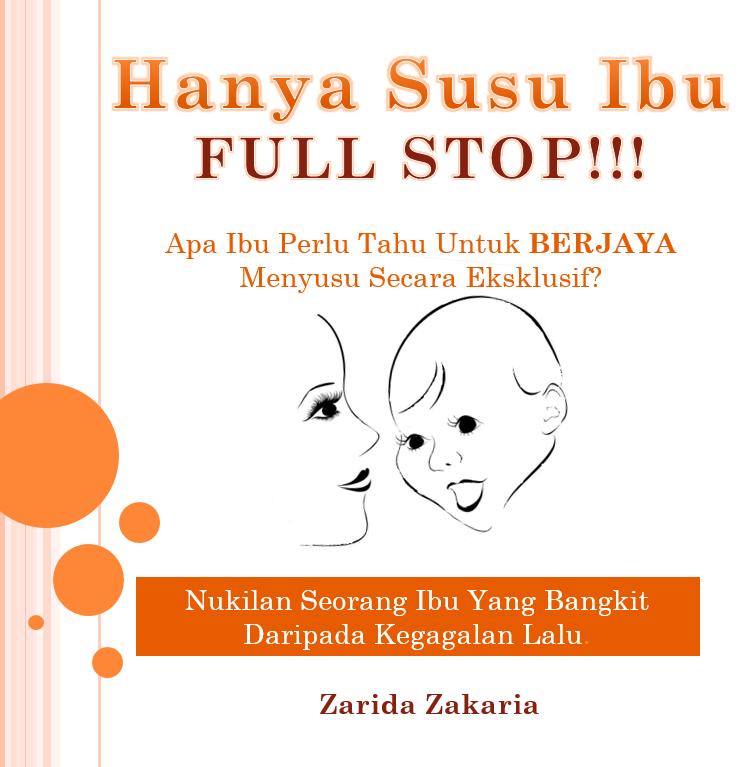 E-Book Hanya Susu Ibu FULL STOP!!!