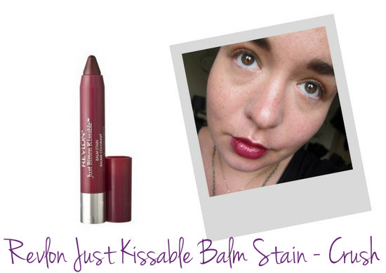 Revlon Just Kissable Balm Stain in Crush