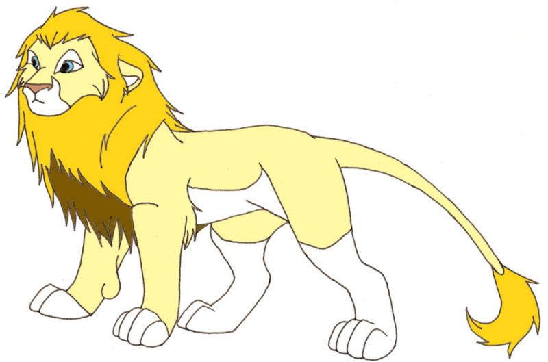 Aslan the legendary lion narnia coloring sheet title=