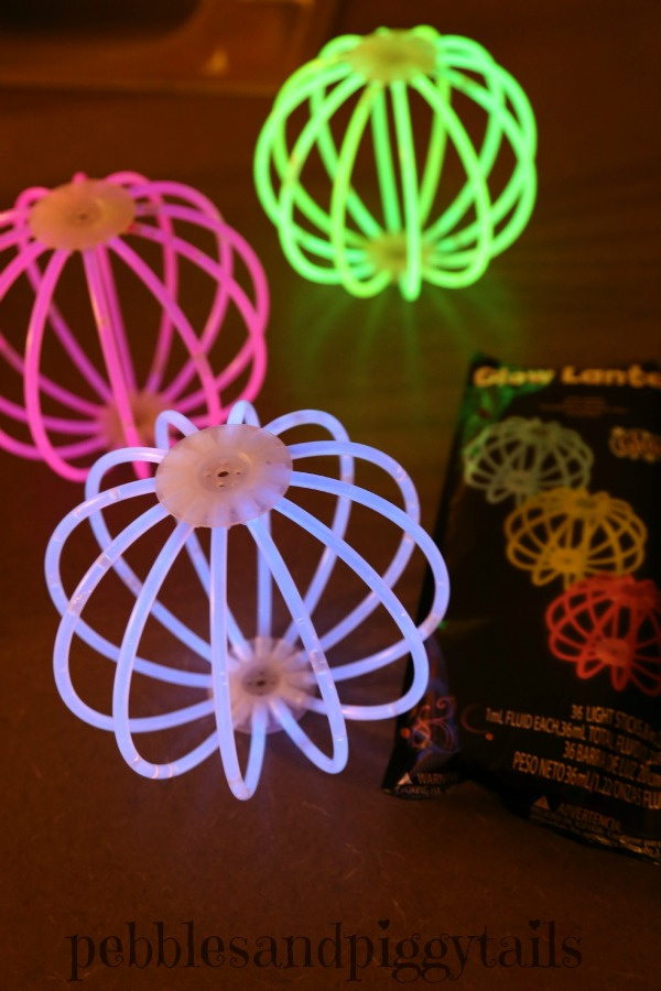 Glow in the Dark Kids Birthday Party | Making Life Blissful