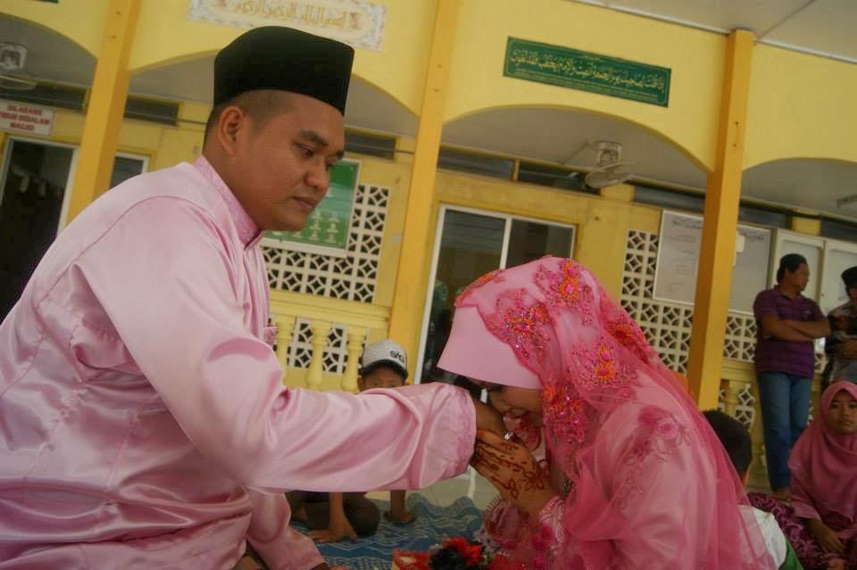 Dialah suamiku
