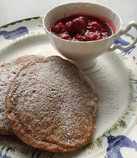 Nigella Porridge Oaty Pancakes