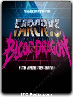 Far Cry 3: Blood Dragon 2013 MULTI2 Repack