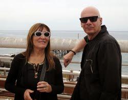 Francis y Carmen  en Valparaíso 2014
