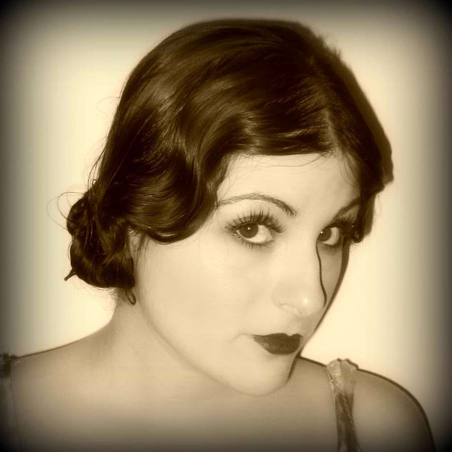 Just Another Crafting Blog 1920s Hair Amp Make Up