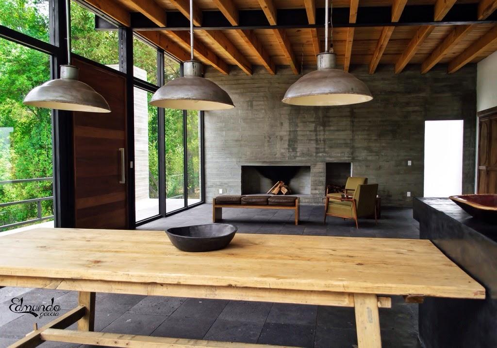 Inmodesarrollo fachadas minimalistas estilo loft industrial - Estilo industrial ...