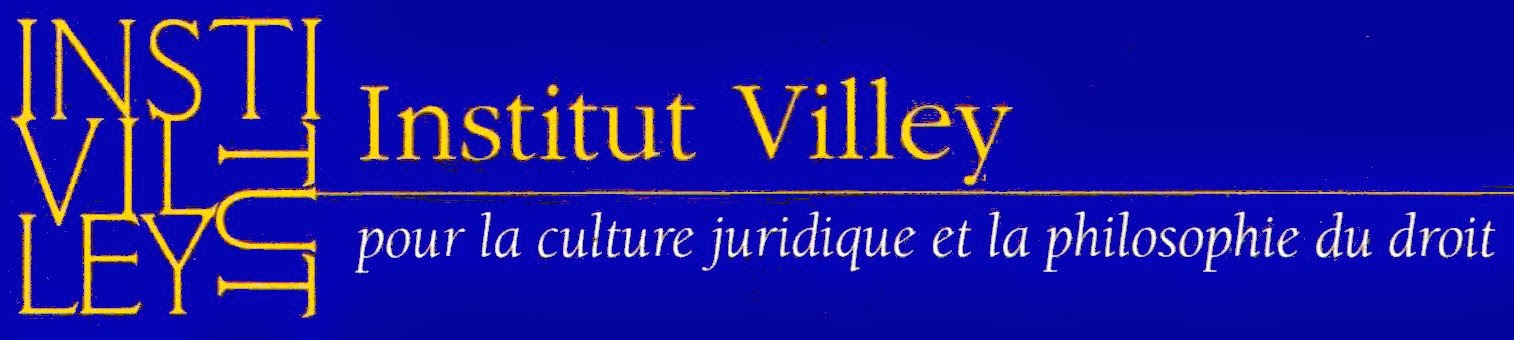 """Instit. M. Villey, conf. A. Lev,  """"La souveraineté en creux: comment la penser?"""", Paris, 27 mars 2015"""