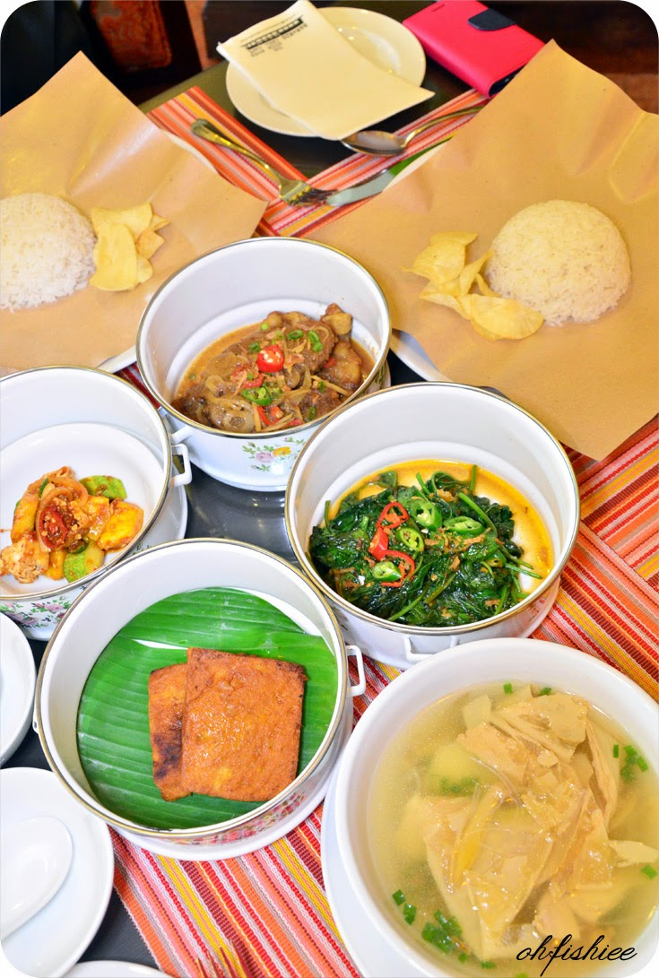 Malacca has always been famous for Nyonya and Peranakan cuisine,