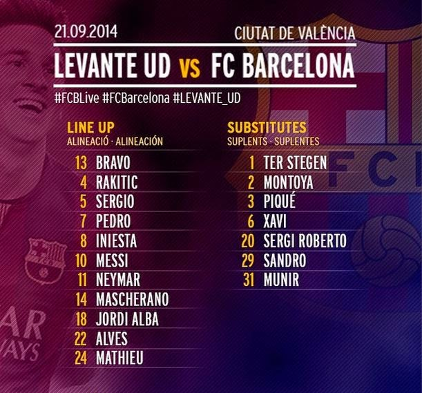 levante vs barcelona - photo #20