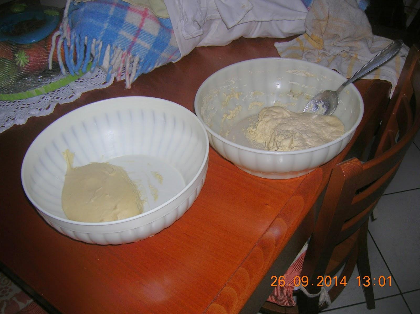 pane di semola di grano duro con lievito madre-- costine di vitella sarda  con patate al forno- chease kake freddo  di marylen