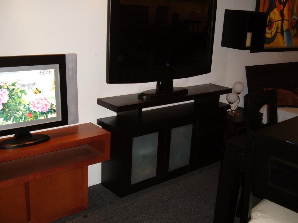 El artesano del mueble muebles para tv - Muebles de madera para television ...