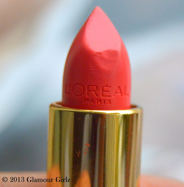 L'Oreal Pink Passion 371 lipstick