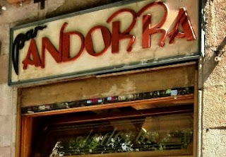 restaurante en Andorra la Vella