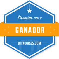 Ganador Premio Bitcoras 2012 en la categora de Ciencia