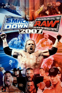 WWE SmackDown VS Raw 2007 Game Free Download Full Version PC