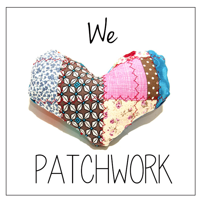 We Love Patchwork