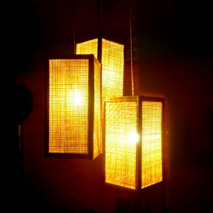 Handicrafts Of India: Pendant Lamps
