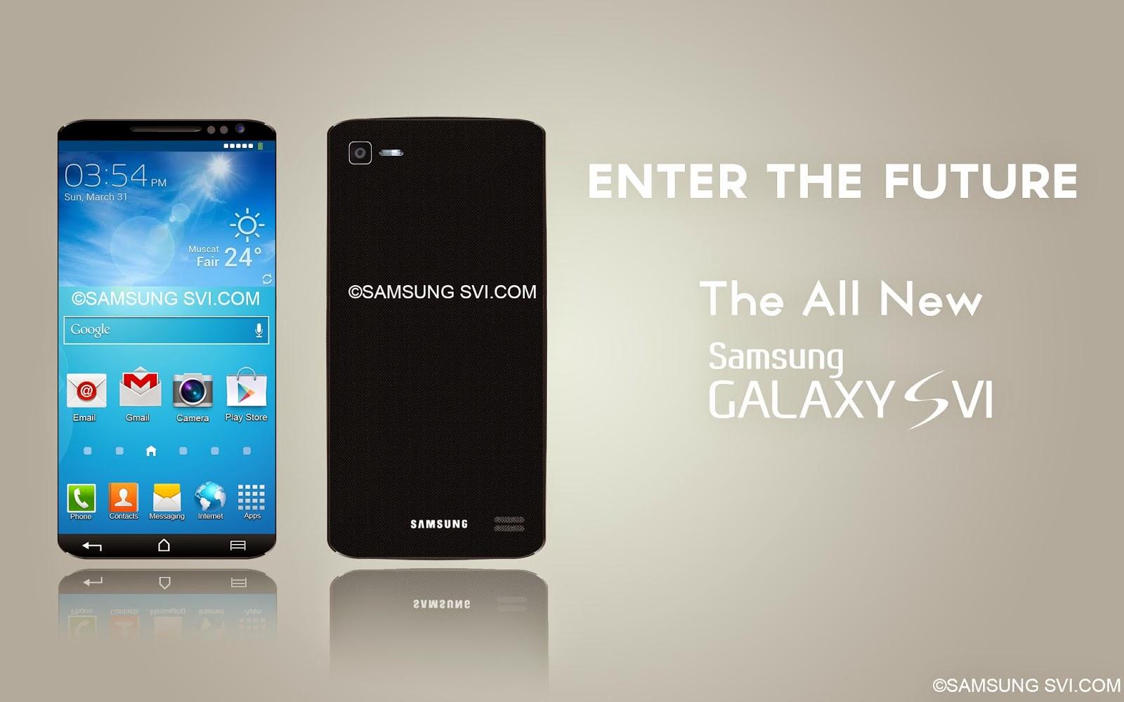 Rumor Galaxy S6 Terus Berlanjut dan Semakin Memanas