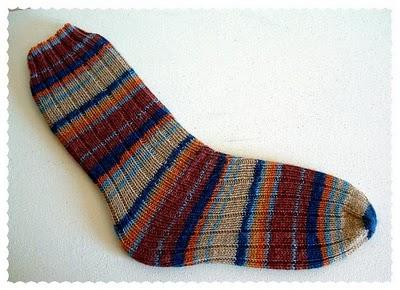 Knitting Pattern For Tube Socks : misswoollyknits: 4/15/07 - 4/22/07
