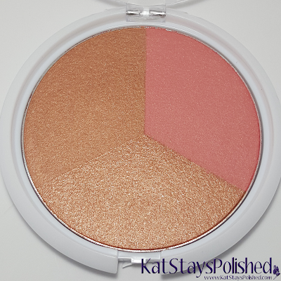 wet n wild coloricon - blush & glow trio - Silver Lake 2015 - Solar Powered | Kat Stays Polished