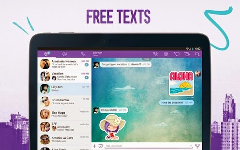 Viber Apk Free Call Android App