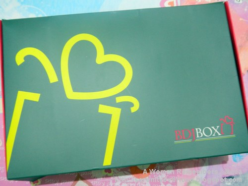 BDJ-Box, BDJ Box subscription, BDJ Box unboxing, beauty products, BDJ-Box-May-2015