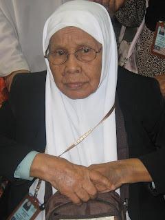 Al-Fatihah Buat Nenda Tercinta Hajjah Gon
