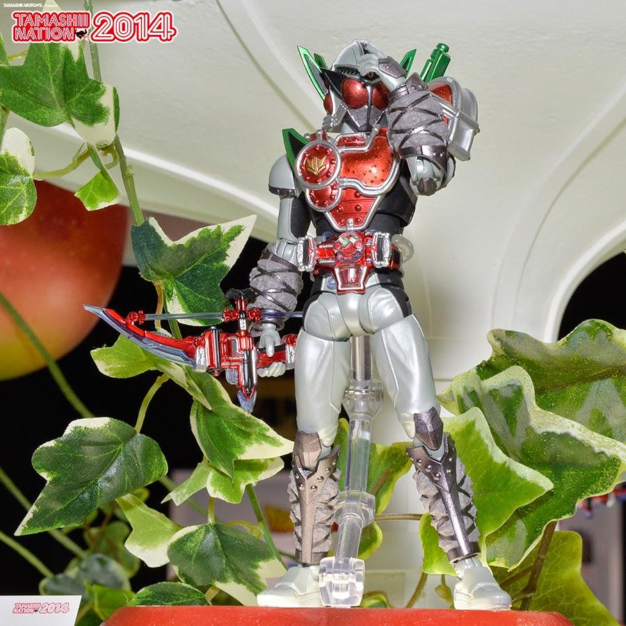 SH Figuarts Kamen Rider Sigurd