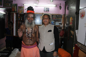 The Naga Sadhu And The Malang