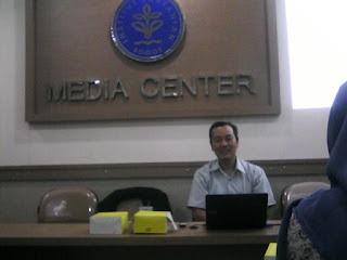 Pelatihan Jurnalisme Online dan Media Sosial IPB