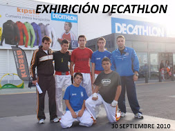 Exhibición Decarhlon 2010