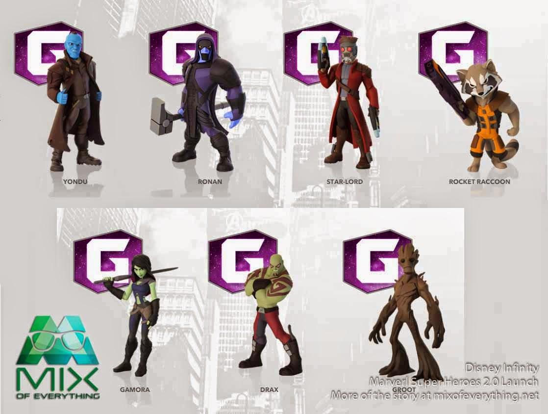 Disney Infinity Character Design Template