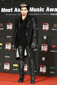 Adam Lambert - MAMA 2012 Performance
