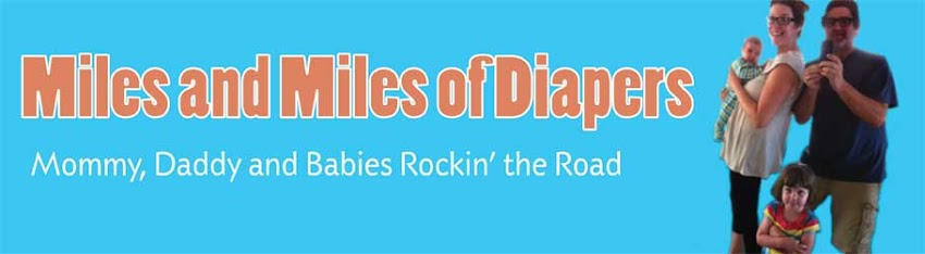 Miles and Miles of Diapers