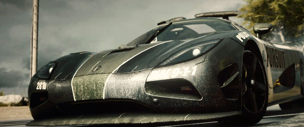 Need for Speed Rivals Gamescom 2013 Trailer