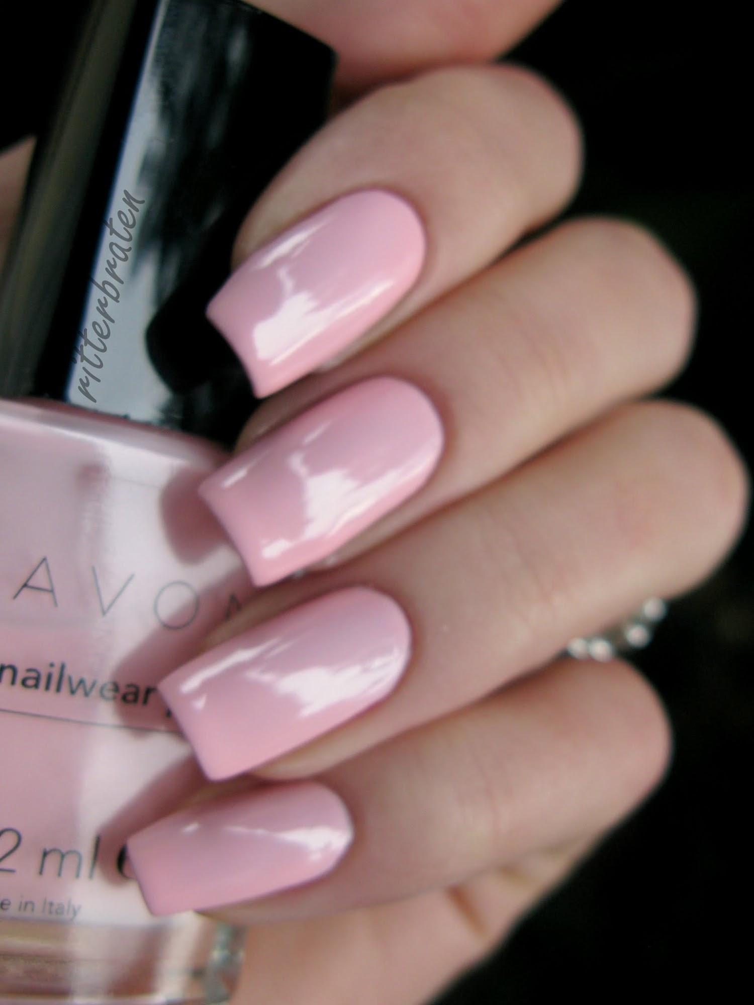 Avon Pastel Pink